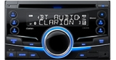 Clarion 2DIN Bluetooth/CD/USB/MP3/WMAレシーバー CX315